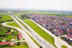 Hà Nội: Giá đất ngoại thành Thủ đô 'nhảy múa'