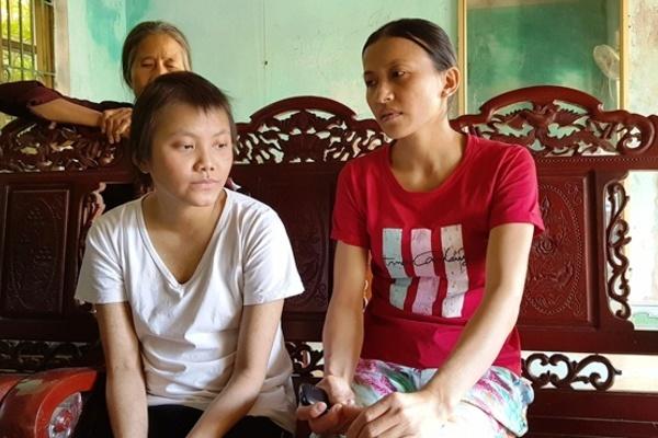 Xót thương cô học trò xinh xắn mắc bệnh hiểm nghèo bị viện trả về