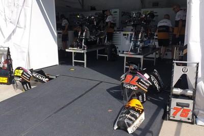 Đội đua bị mất trộm tại giải MotoGP Malaysia, thiệt hại 56.000 USD