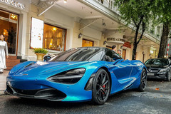 Ngắm màu xanh ngọc đẹp hoàn mỹ của McLaren 720S sau khi chia tay trưởng đoàn Car Passion