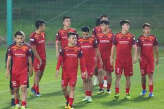 VFF 'minh oan' Quang Hải và cầu thủ Hà Nội lên tuyển muộn