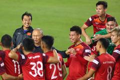 Quang Hải, Duy Mạnh hội quân tuyển Việt Nam, thầy Park vui ra mặt