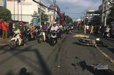 Phó viện trưởng Viện KSND quận 9 tử vong vì tai nạn giao thông