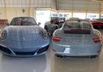 Porsche 911 Carrera màu độc nhập Lào về Việt Nam giá chỉ 5 tỷ đồng