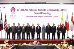 Deputy PM Pham Binh Minh attends ASEAN meetings in Bangkok