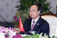 Thủ tướng dự khai mạc phiên họp toàn thể hội nghị cấp cao ASEAN 35