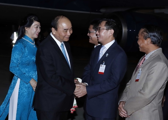 Vietnamese PM attends summit to enhance ASEAN solidarity