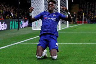 Abraham chói sáng, Lampard bay cao cùng Chelsea