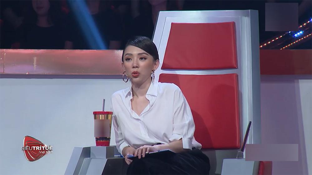 Siêu Trí Tuệ Việt Nam,Tóc Tiên,Trấn Thành
