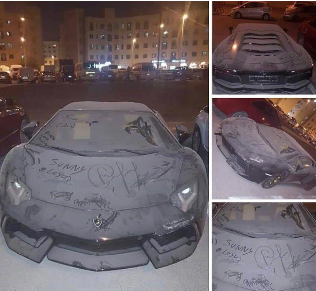 Lamborghini,siêu xe,siêu xe bỏ xó