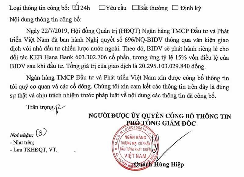 Chơi vụ lớn, tỷ phú bậc nhất Việt Nam nhận nguồn tiền tỷ USD