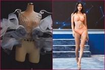 Lộ diện 1 trong 3 trang phục dân tộc của Hoàng Thùy tại Miss Universe: Sẽ sexy đến tột cùng?