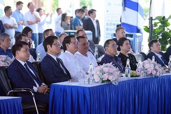 2.000 tỷ thâu tóm nước sông Đuống, Hà Nội tăng giá đại gia Thái hưởng lợi