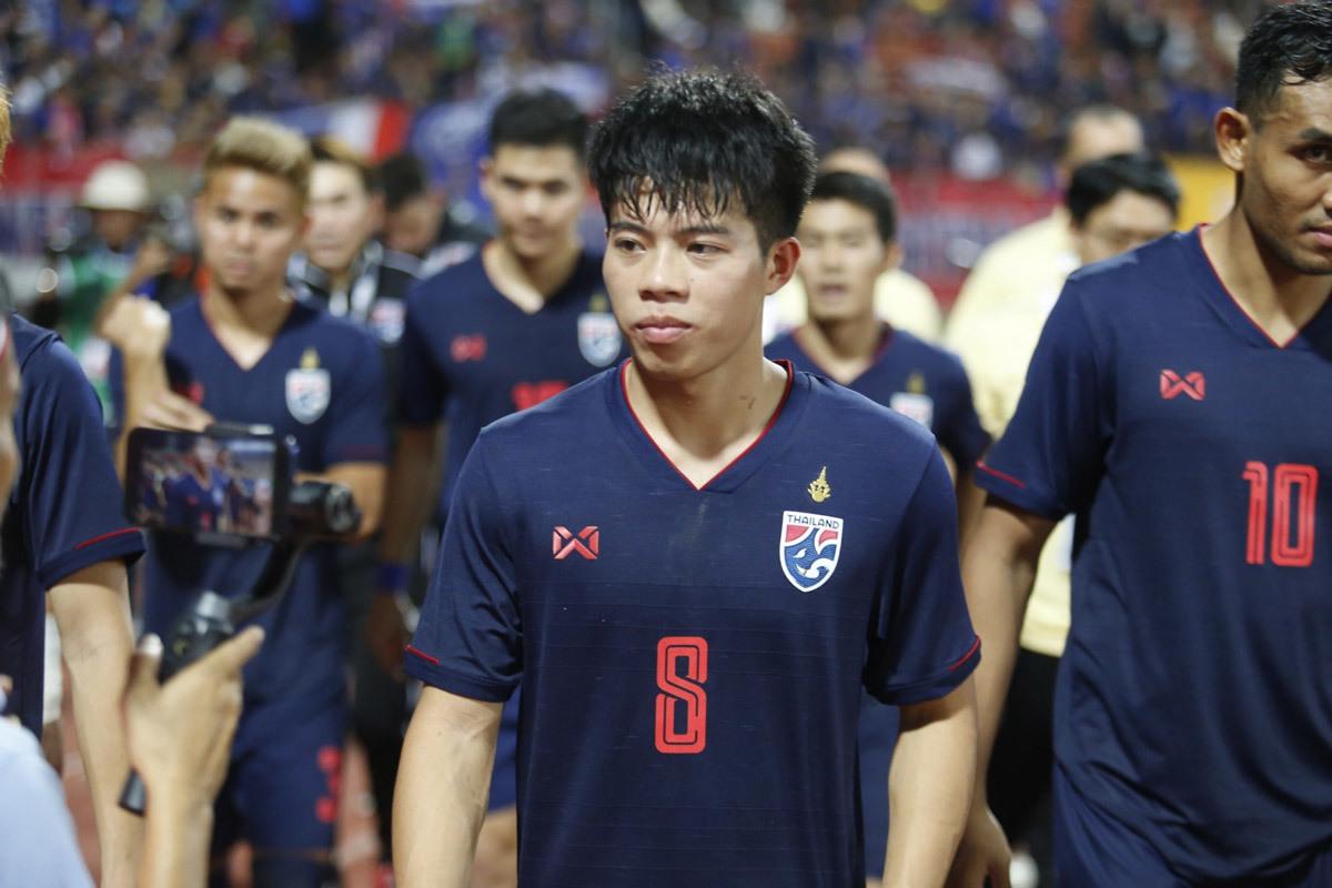 Sao Thái Lan thách thức tuyển Việt Nam