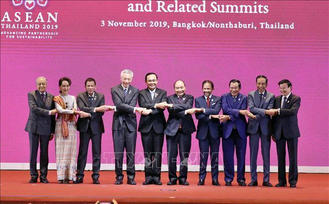Thủ tướng dự lễ khai mạc Hội nghị ASEAN 35