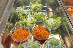 Trường mầm non thử nghiệm cấm món thịt trong thực đơn