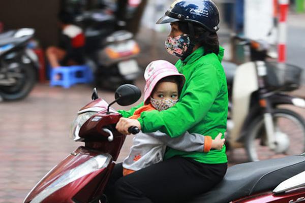 '. Dự báo thời tiết 4/11: Hà Nội đón không khí lạnh tăng cường .'