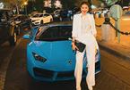 Hoa hậu Phạm Hương tiếp tục khoe siêu xe tiền tỷ ở Mỹ