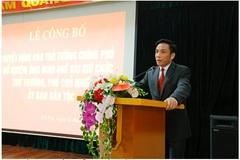 Nguyên Thứ trưởng, Phó Chủ nhiệm UB Dân tộc Đinh Quế Hải từ trần