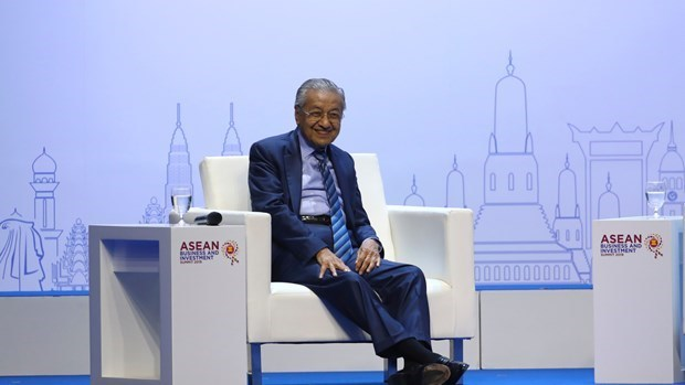 Malaysian Prime Minister Mahathir Mohamad,Association of Southeast Asian Nations,ASEAN,ASEAN Business and Investment Summit 2019,ASEANs population,ASEAN member countries