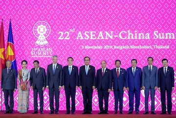 PM Nguyen Xuan Phuc attends 35th ASEAN summit