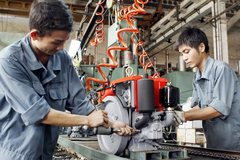 To develop Vietnam's supporting industries