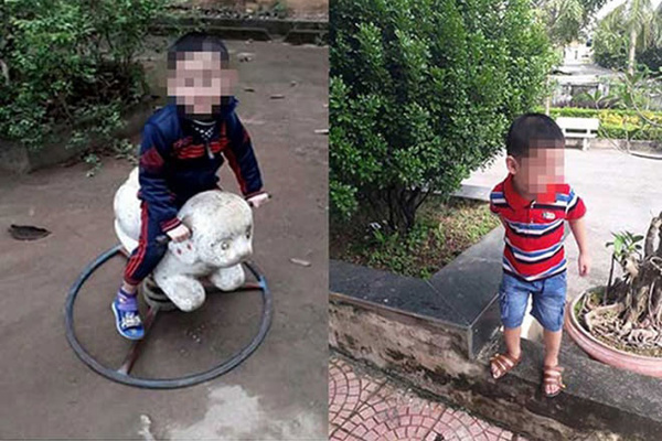 Bé 4 tuổi mất tích ở Vĩnh Phúc, tìm thấy thi thể cách nhà 100m