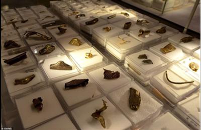 Phát hiện kho báu vàng thuộc diện lớn nhất thế giới trị giá gần 100.000 tỷ