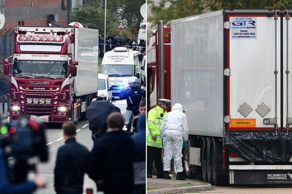 Nhiều người bị dọa giết sau vụ 39 thi thể ở Anh