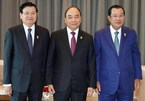 PM Nguyen Xuan Phuc holds meetings on ASEAN Summit's sidelines
