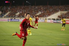 Quang Hai most popular footballer on Vietnam's national team