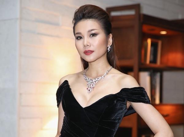Đàm Thu Trang bị nghi đang mang bầu vì vòng 2 lớn bất ngờ
