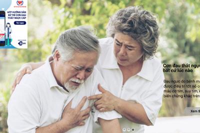 Nơi người bệnh động mạch vành và bác sĩ tim mạch chat online