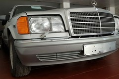 Xe cổ Mercedes 560 SEL đời 1986 được rao bán với giá 170.000 USD