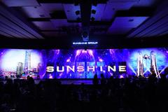 BĐS siêu cao cấp của Sunshine Homes 'chào sân' ấn tượng