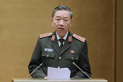 Bộ trưởng Tô Lâm: Các tổ chức phản động, lưu vong gia tăng chống phá
