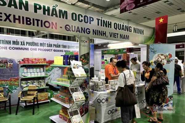 Phong trào khởi nghiệp đổi mới sáng tạo ở nông thôn được thúc đẩy nhờ OCOP