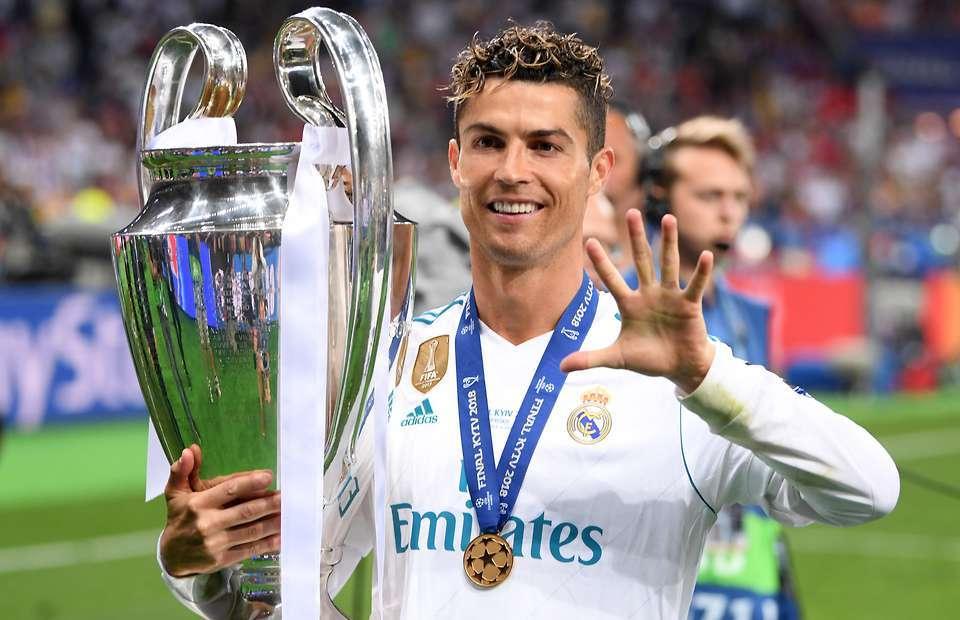 Real Madrid thêm bẽ bàng vì Ronaldo bỏ sang Juventus