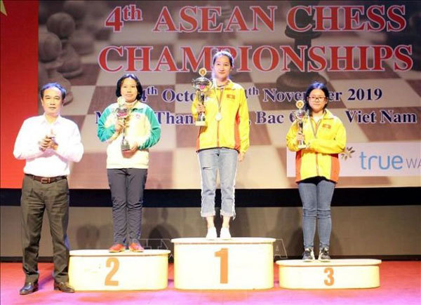 ASEAN Chess Championships,sports news,Vietnam sports,vietnamnet bridge,english news,Vietnam news,vietnamnet news,Vietnam latest news,Vietnam breaking news,Vietnamese newspaper,Vietnamese newspaper articles,news vietnam