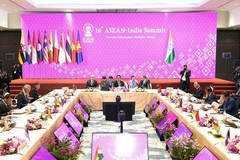 ASEAN, India back maintaining peace in East Sea
