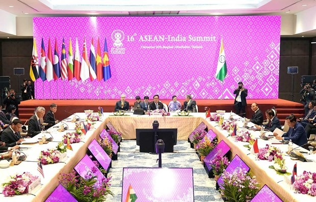 Association of Southeast Asian Nations,Southeast Asia,ASEAN-India Summit,East Sea,Indian Ministry of External Affairs,Vijay Thakur Singh,Vietnam
