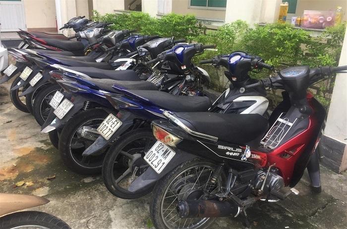 Bắt nhóm thiếu niên ở Đà Nẵng bẻ khóa hàng loạt xe máy