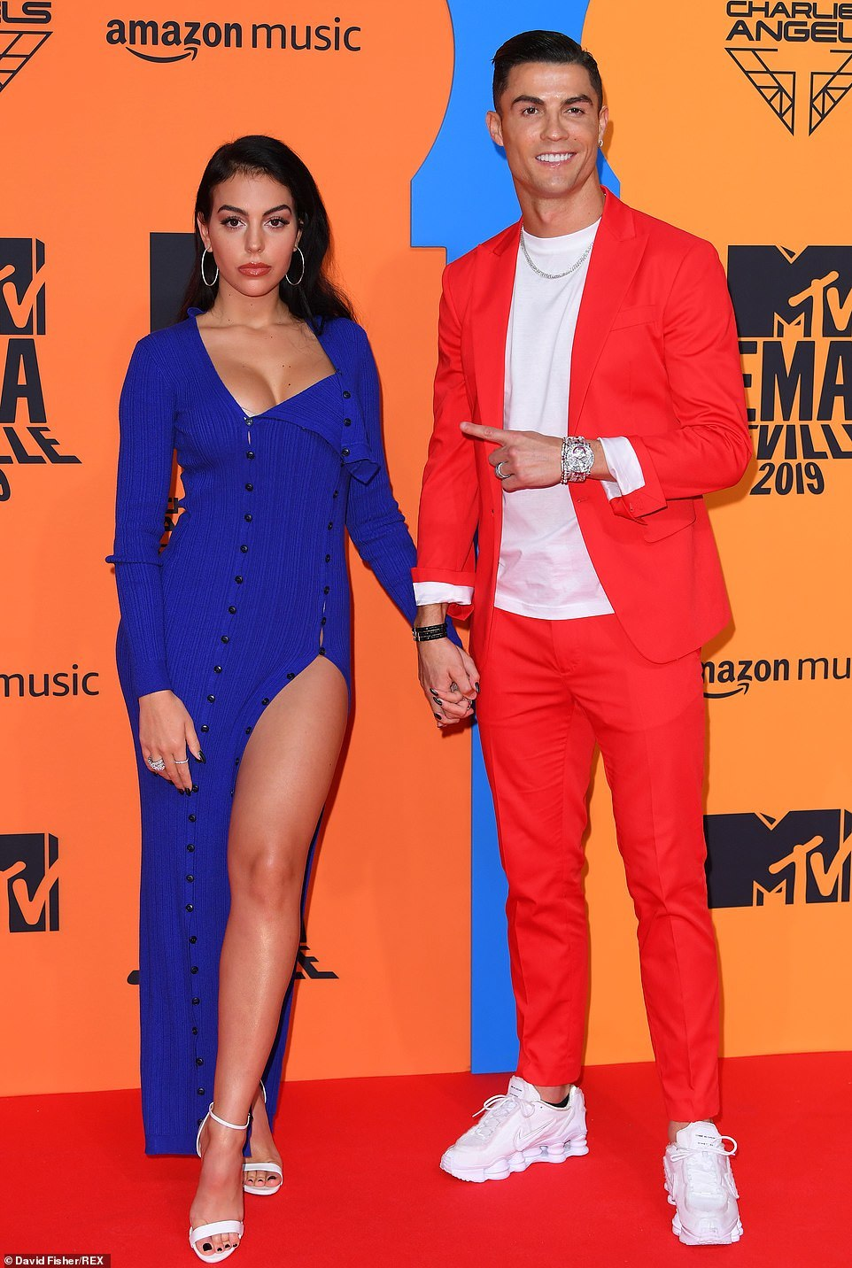 MTV EMAs,J Mena