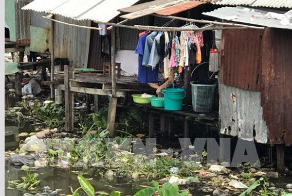 HCM City,polluted canals,clean up,Vietnam environment,climate change in Vietnam