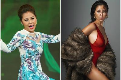 Nam Thư từ diễn viên hài 'Cười xuyên Việt' đến mỹ nhân gợi cảm