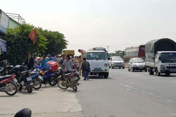 Nữ sinh Thanh Hóa đi bê tráp đám cưới bị xe tải đâm tử vong