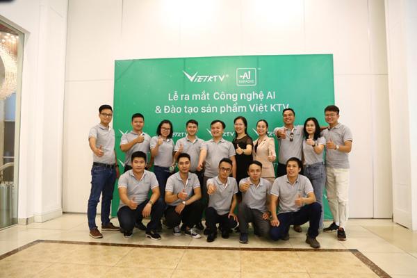 Công nghệ AI - Karaoke: Ngôi sao mới của thương hiệu VIETKTV