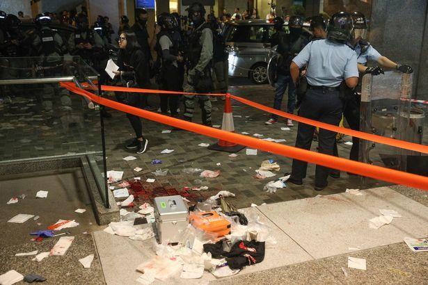 Hong Kong,biểu tình,bạo loạn,bạo lực,nghị sĩ,chính trị gia