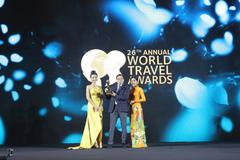 Loạt giải thưởng đưa du lịch Việt Nam thăng hạng ngoạn mục