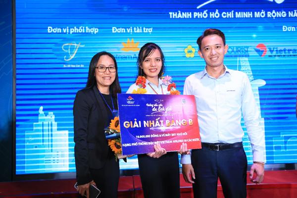 Saigontourist 'thắng lớn' ở Hội thi Hướng dẫn viên giỏi TP. HCM mở rộng 2019